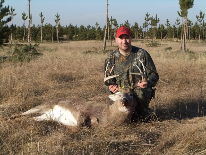 My Big Buck 2010