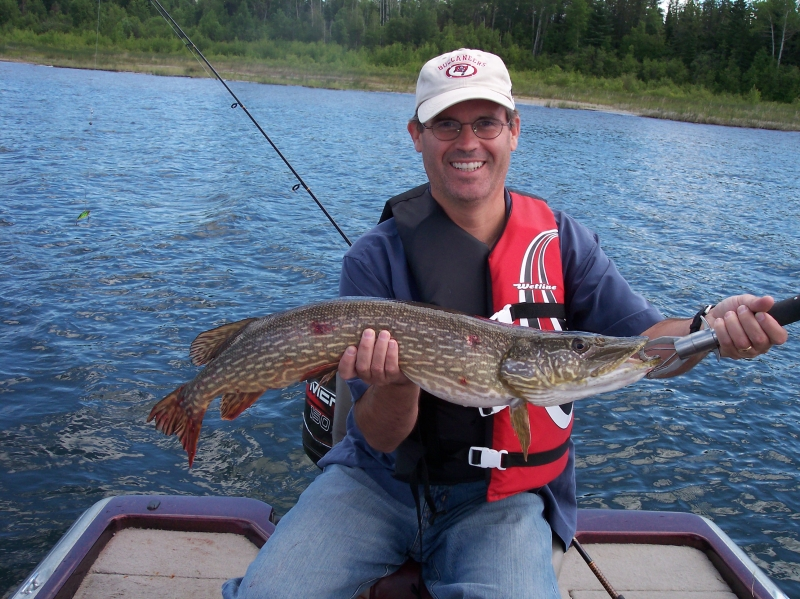 great fishing in Saskatchewan