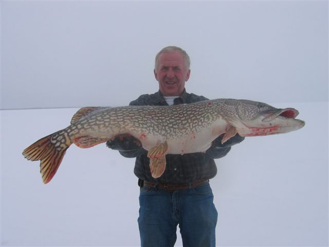 Tobin Lake Pike