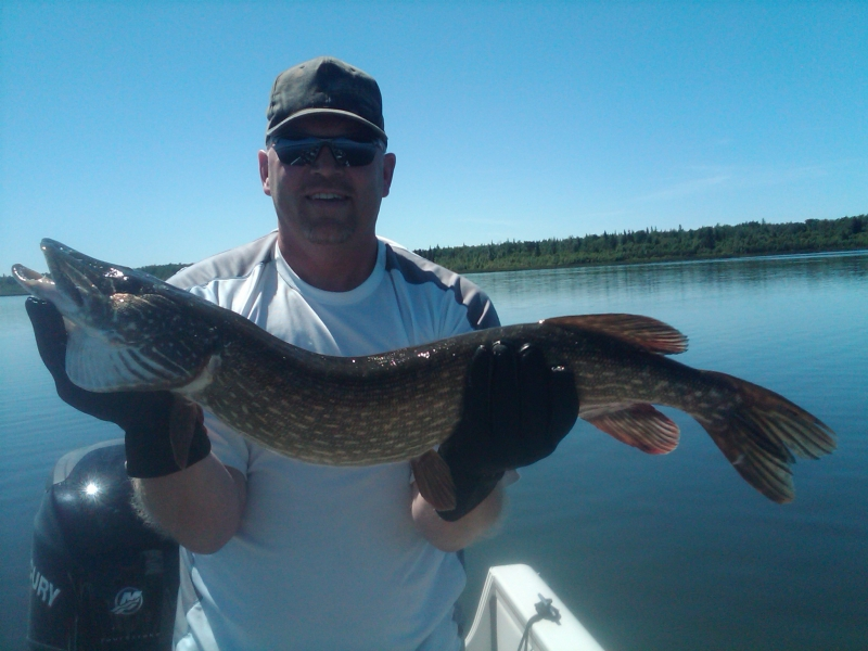 34 inch northern pike