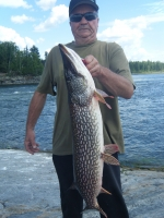 Third Big Pike for Vern