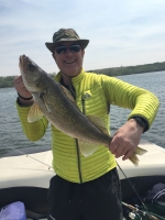 Klubber's Big Walleye