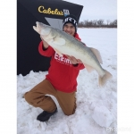 Master angler walleye