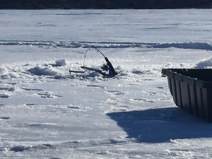 Ice Fishing Saskatchewan